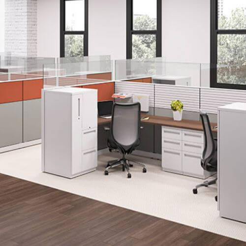 Cubicles & Systems Furniture