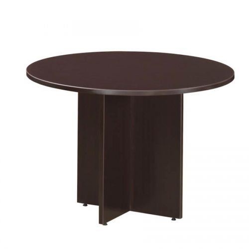 "48"" Round Laminate Conference Table - 7 Colors!"