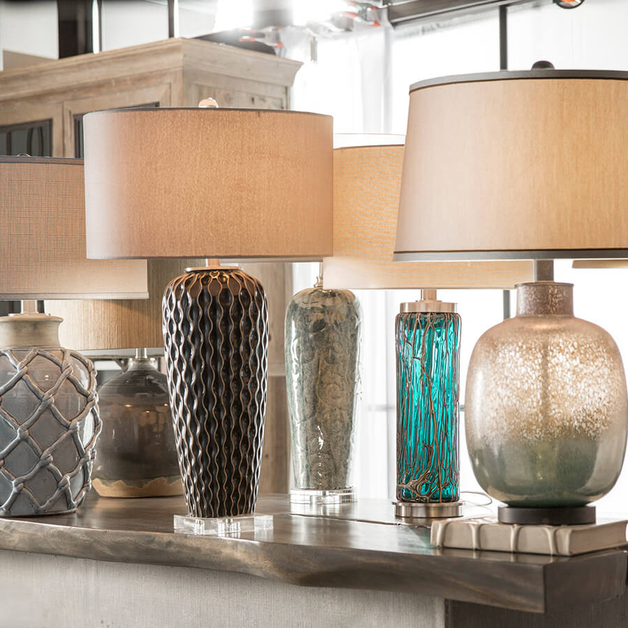 All In-Stock Lamps 20% Off