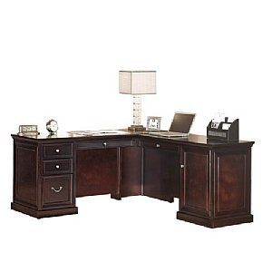 Fulton L-Shaped Desk