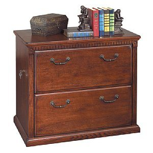 Huntington Oxford 2 Drawer Lateral File